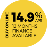 12 Months Finance Available